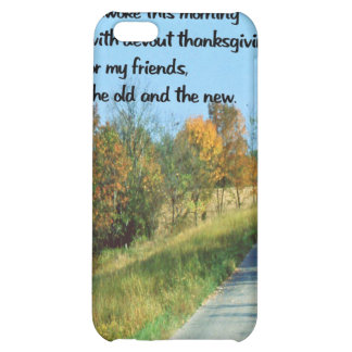 Thanksgiving iPhone 5C Covers