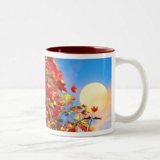 Thanksgiving Morning Coffee Mugs