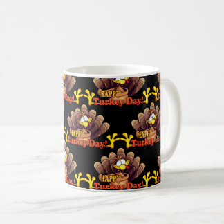 Thanksgiving Mug-Turkey Day Coffee Mug