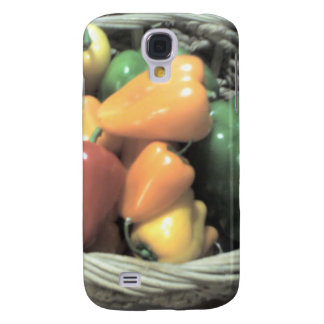 Thanksgiving Peppers Galaxy S4 Cases