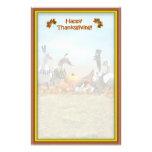 Thanksgiving Pilgrim and Indian Ducks
