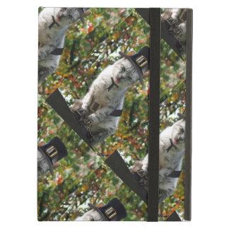 Thanksgiving Pilgrim Cat iPad Air Covers