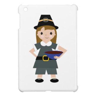 Thanksgiving Pilgrim iPad Mini Cases