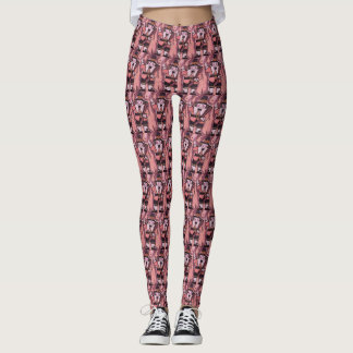THANKSGIVING PILGRIM leggings