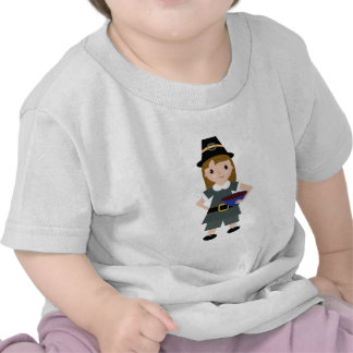 Thanksgiving Pilgrim Tee Shirt
