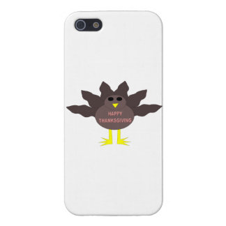 Thanksgiving Plucked Turkey iPhone Case iPhone 5 Cases
