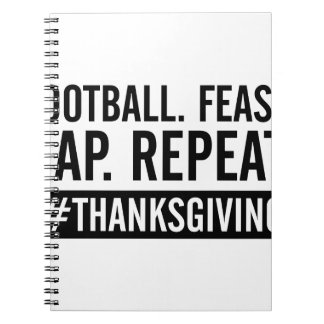 Thanksgiving Repeat Notebooks