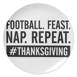 Thanksgiving Repeat Plate