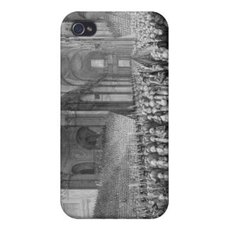 Thanksgiving service in St.Paul's Cathedral iPhone 4 Case