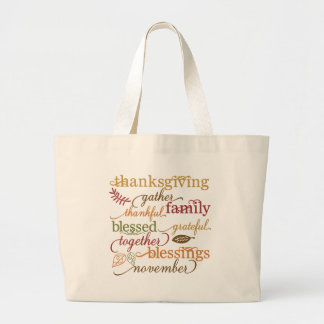 Thanksgiving tote super cute