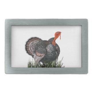 Thanksgiving Turkey Belt Buckle