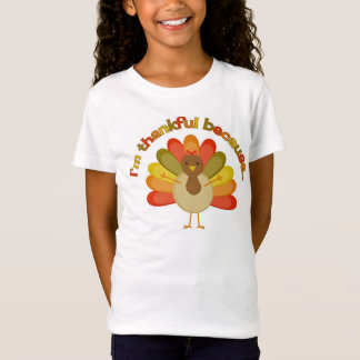 Thanksgiving Turkey Big Sister Announcement Shirt