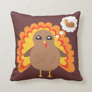 Thanksgiving Turkey Cushion