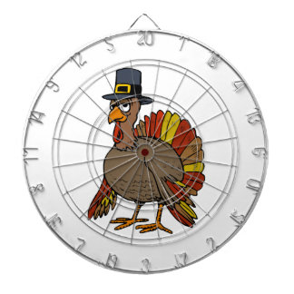 Thanksgiving Turkey Dartboard