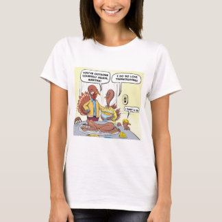 Thanksgiving Turkey Dinner T-Shirt