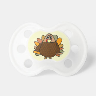 Thanksgiving Turkey Pacifiers