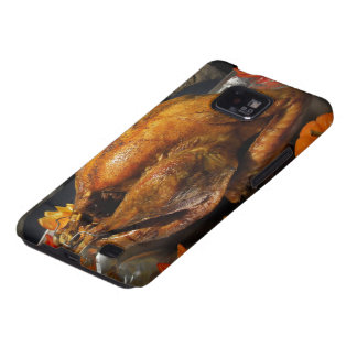Thanksgiving Turkey for US Military Servicemen Galaxy S2 Case
