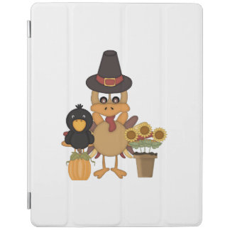 Thanksgiving Turkey Friends iPad Cover