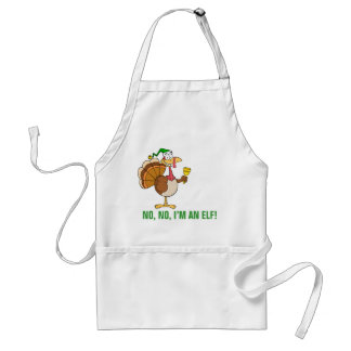 Thanksgiving Turkey Funny Disguise for Christmas Standard Apron