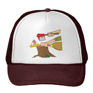 Thanksgiving turkey getting the axe hats