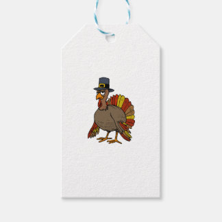 Thanksgiving Turkey Gift Tags