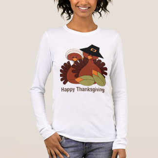 Thanksgiving turkey Holiday womens t-shirt