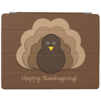 Thanksgiving turkey iPad cover