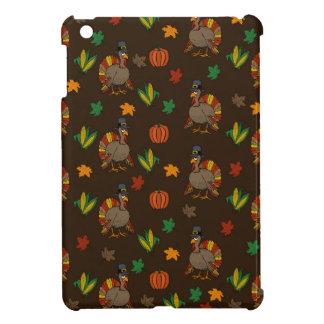 Thanksgiving Turkey pattern Case For The iPad Mini