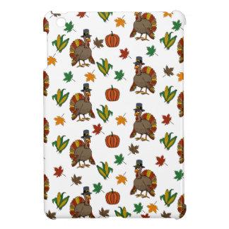 Thanksgiving Turkey pattern iPad Mini Cases
