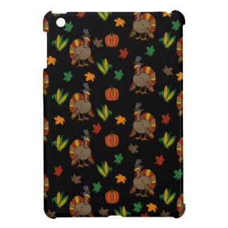 Thanksgiving Turkey pattern iPad Mini Covers