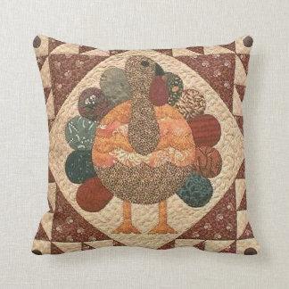 Thanksgiving Turkey Pillow