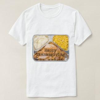 Thanksgiving TV Dinner T shirt