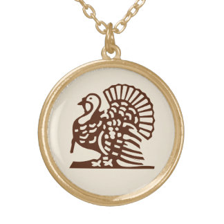 Thanksgiving ~ Vintage Turkey Custom Jewelry