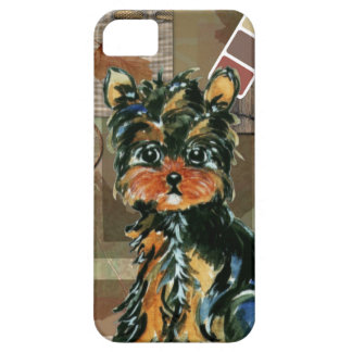 THANKSGIVING YORKIE iPhone 5 COVERS