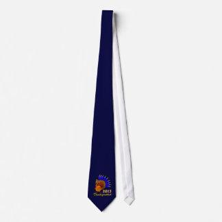 Thanksgivukkah 2013 Menurkey Necktie