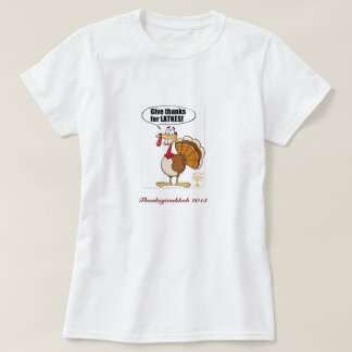 Thanksgivukkah Thanksgiving Hannukah T-shirt Tee