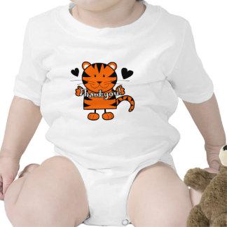 Thankyou Tiger Baby Creeper