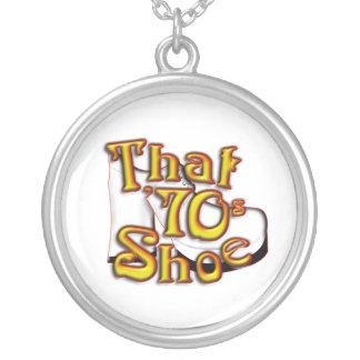 That 70's Shoe Necklace