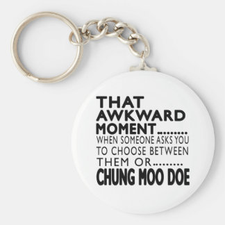 That Awkward Moment Chung Moo Doe Designs Key Chains