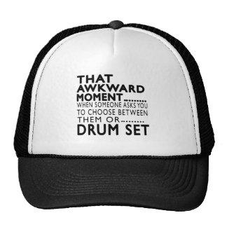 That Awkward Moment Drum Set Designs Hat