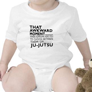 That Awkward Moment Ju-Jutsu Designs Romper