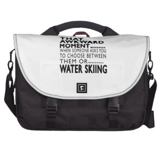 That Awkward Moment Water Skiing Designs Bags For Laptop