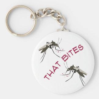 That Bites Key Ring