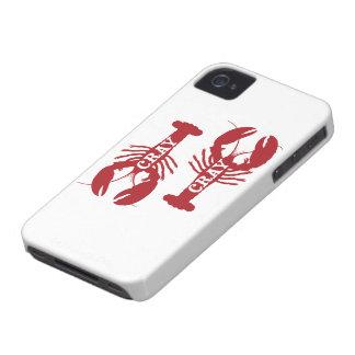 That Cray Cray Crayfish Crustacean iPhone 4 Case