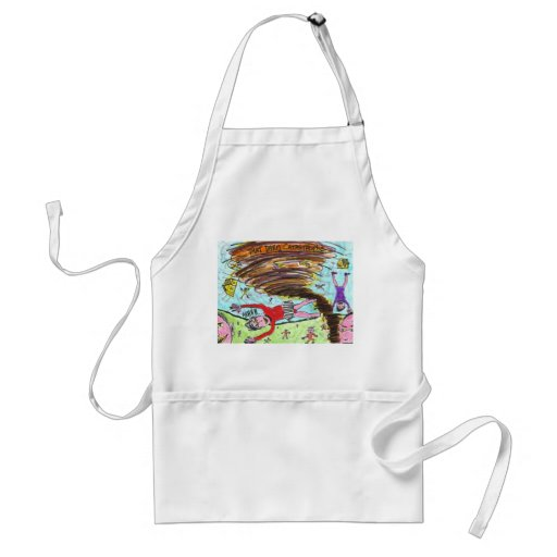 That Darn Catastrophe Aprons