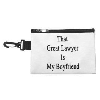 That Great Lawyer Is My Boyfriend Accessory Bag