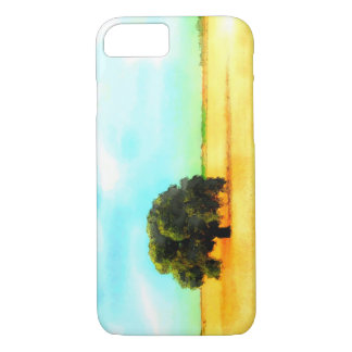 That lone tree iPhone 7 case