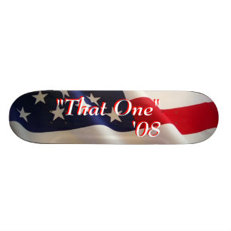That One 08 Skate Boards