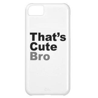 That's Cute Bro iPhone 5C Case