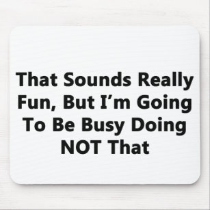 funny business quotes mouse pads zazzle au